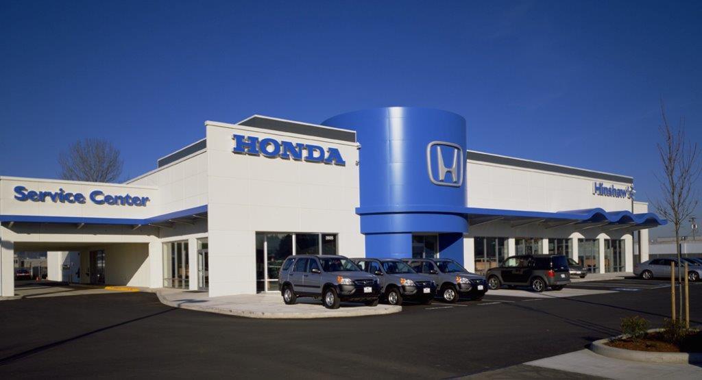 Honda exterior fixed