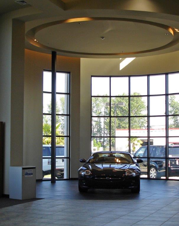 Jaguar Fife Interior Portico Jag